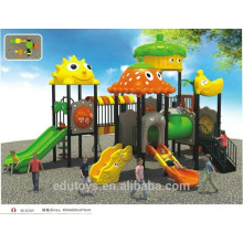 B10205 Wenzhou Outdoor Toys Colorful Plastic Slides for kids